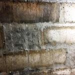 Проникающая гидроизоляция швов в стене