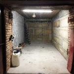Комплексная гидроизоляция стен гаража
