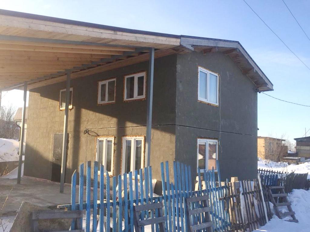 Ремонт фундамента жилого дома
